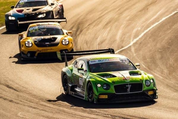 © Bentley Motorsport