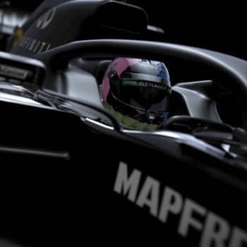 """Renault R.S. 20: presentati…alcuni """"dettagli"""" della monoposto di Ricciardo ed Ocon"""