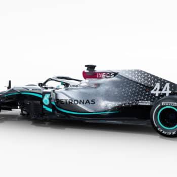 Mercedes W11: svelata l'erede della monoposto Campione del Mondo di F1
