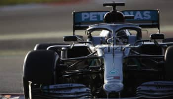 Test Barcellona, Day 1: doppietta Mercedes con Hamilton davanti. 11° Leclerc