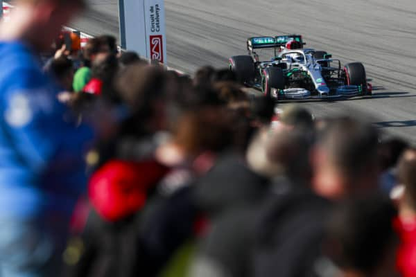 © Steven Tee / LAT Images / Mercedes AMG F1 Press