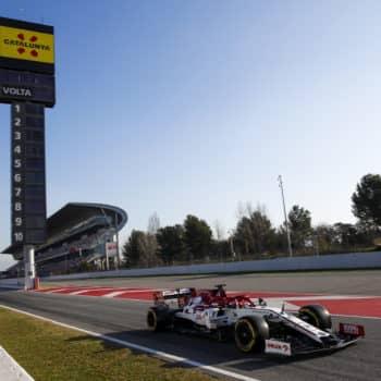 Test Barcellona, Day 1: Kubica davanti a Gasly a metà giornata. 4° Hamilton, 6° Vettel