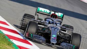 Test Barcellona, Day 1: a metà giornata c'è Bottas davanti a tutti. Leclerc sostituisce Vettel