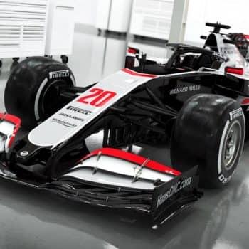 La Haas brucia tutti sul tempo: svelati i rendering e la nuova livrea della VF-20