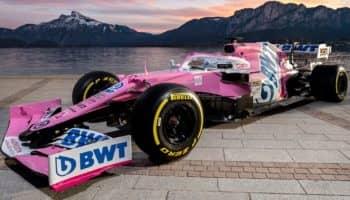 """Presentata la Racing Point RP20. Szafnauer: """"Vogliamo essere la quarta forza"""""""