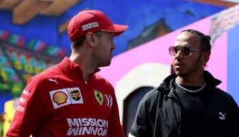 """Binotto: """"Vettel è la nostra prima scelta per il 2021. Non stiamo prendendo in considerazione Hamilton"""""""