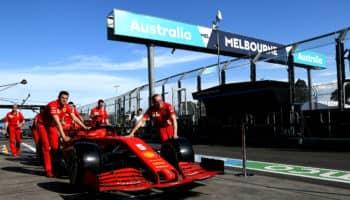 F1, clamoroso in Australia: dopo la vittoria, a rischio squalifica la Ferrari SF1000 di Vettel