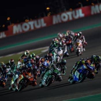 Il Motomondiale riparte da Losail, anche senza Motogp: info e orari del GP del Qatar 2020