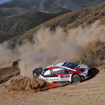 Ogier in testa al Rally Mexico dopo 12 PS, fuori Neuville, a fuoco Lappi.
