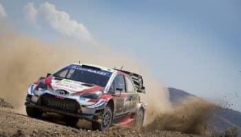 Ogier conquista la versione abbreviata del Rally Mexico!