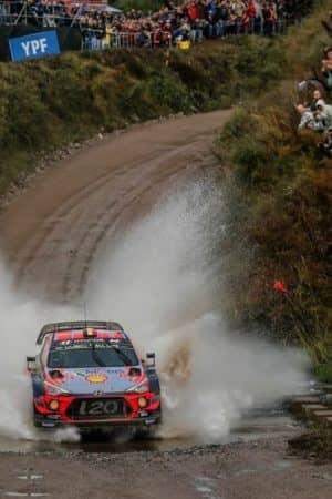 Coronavirus: il Rally di Argentina si aggiunge agli eventi sportivi rimandati