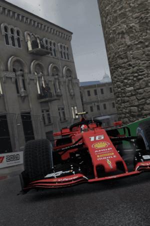 Virtual GP Series, il penultimo round è a Baku. Presenti anche Perez e Gasly