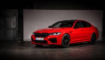 Griglia tradizionale e numeri da capogiro: ecco le BMW M5 ed M5 Competition da 600 e 625 CV