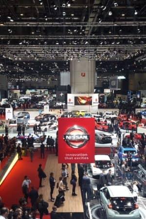 Salone di Ginevra: edizione 2021 annullata e…Salone in vendita.