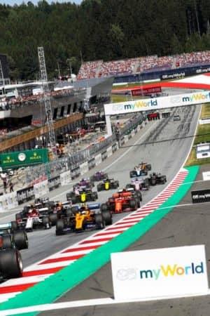 La F1 pubblica il calendario europeo della stagione 2020! 8 GP confermati, si inizia in Austria