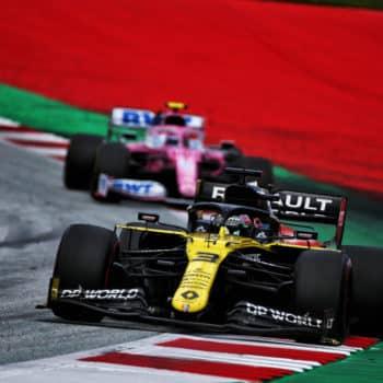 La Renault ha ufficialmente presentato reclamo contro Racing Point