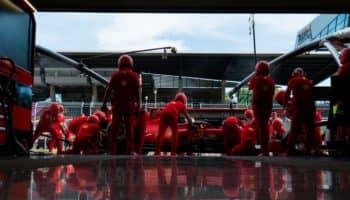 """Leclerc e Vettel in coro: """"SF1000 migliorata, ma bisogna capire meglio gli aggiornamenti"""""""