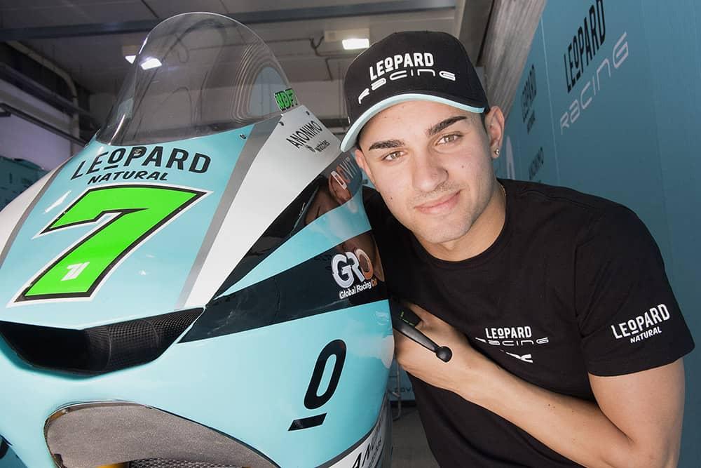 © Mirko Lazzari, 2020 (Leopard Racing Team)