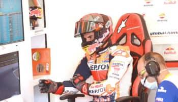 """Marquez: """"Tolto il gesso riuscivo a salire in moto. Dovevo provarci, non sarei stato tranquillo"""""""
