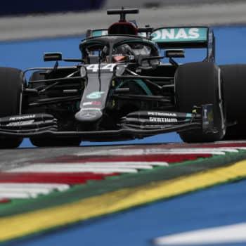 In Austria Hamilton si prende anche le FP2. Volano le Mercedes e le RP, non bene le Ferrari