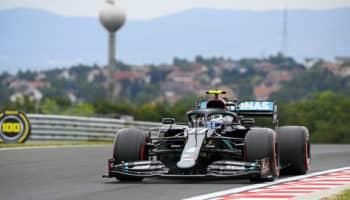 Nelle FP3 del GP d'Ungheria è 1-2 Mercedes. 4° Leclerc, 8° Vettel