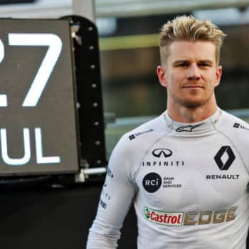 La Racing Point ha scelto: sarà Nico Hulkenberg a sostituire Sergio Perez