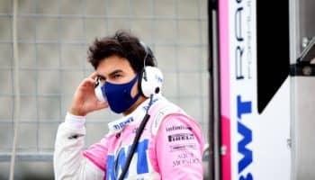 Sergio Perez è risultato positivo al COVID-19: salterà i due GP di Silverstone1