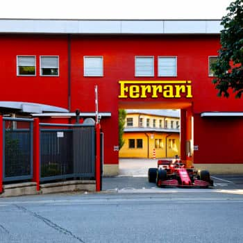 La Scuderia Ferrari ha appena firmato il nuovo Patto della Concordia