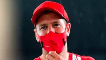 """Vettel: """"Via dalla Ferrari in anticipo? Non penso di andarmene prima se non dovessimo migliorare"""""""
