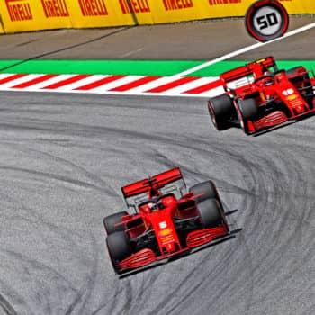 La diatriba tra i tifosi di Vettel e quelli di Leclerc è forse la cosa più brutta del 2020 della Ferrari