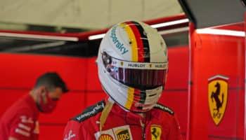 """Vettel: """"Periodo frustrante. La strategia? Abbiamo fatto proprio quello che volevamo evitare"""""""