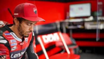 Andrea Dovizioso e la Ducati si separeranno a fine 2020: il #04 non rinnoverà