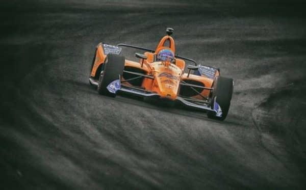 Alonso a Indy 2019