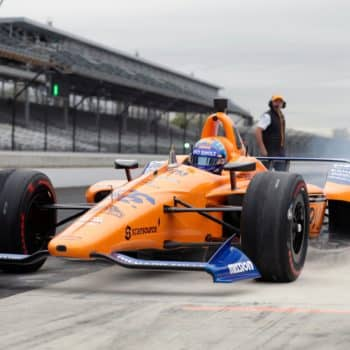 Alonso e Indianapolis, l'amore impossibile