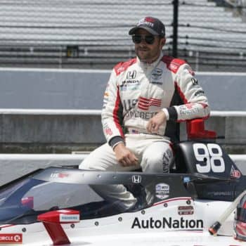 Andretti poleman a Indy