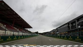 2020 Belgian Grand Prix, Thursday – LAT Images