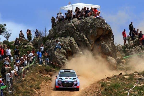 Il Calendario WRC cambia ancora: Rally di Sardegna anticipato a inizio ottobre