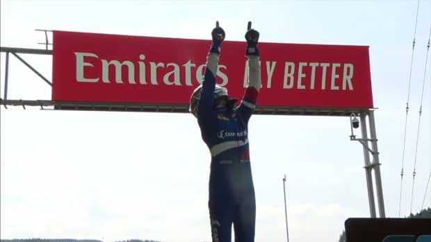 Robert Shwartzman, Prema, Formula 2, Sprint Race GP del Belgio 2020