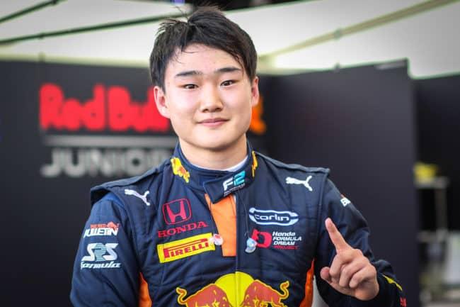 Yuki Tsunoda, @Red Bull