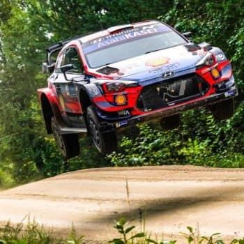 Tanak – Breen: al Rally Estonia è tandem Hyundai. Ancora ritirato Neuville