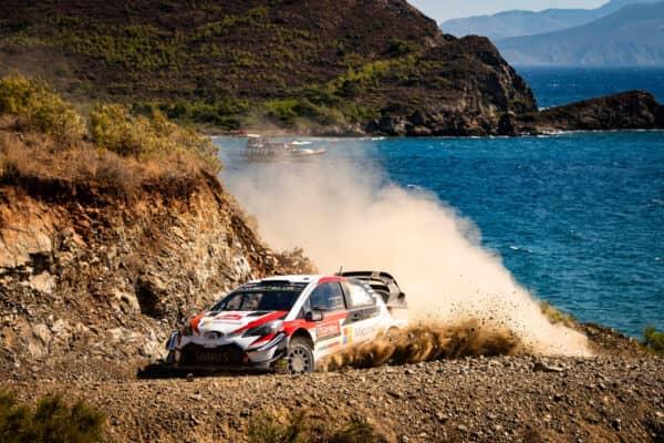 3 piloti in 13 punti a 3 gare dal termine del WRC: info e orari del Rally di Turchia 2020