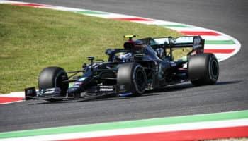 Al Mugello le FP1 se le prende Bottas. 3° Leclerc, 13° Vettel
