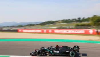 Bottas precede di un nulla Verstappen nelle FP3 del GP di Toscana. 7° Leclerc, 18° Vettel