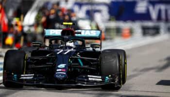 Bottas fa sue anche le FP2 del GP di Russia. Hamilton 2°, staccate di 1″5 le Ferrari