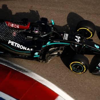 Hamilton spunta dalle FP3 del GP di Russia. 2° Bottas, Vettel 7°