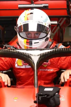 """Vettel: """"Gara difficile, sarò nel traffico. Leclerc? Rispetto a me ora fa un altro sport"""""""
