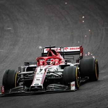 L'onboard del primo giro di Kimi Raikkonen è la cosa più bella del GP del Portogallo