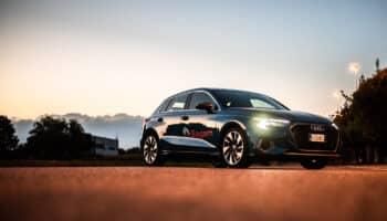 Nuova Audi A3, vedi alla voce: confidenza | #MiSonoInnamorauto? Ep. 2
