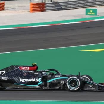 Ancora Bottas nelle FP2 del Portogallo. A fuoco Gasly, incomprensione Stroll-Verstappen
