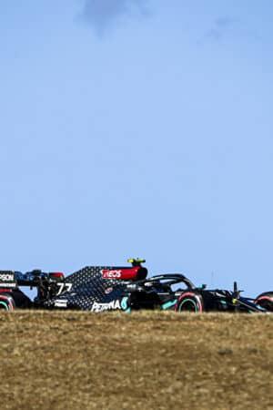 Bottas si prende anche le FP3 del GP del Portogallo. 9 piloti in meno di un secondo!